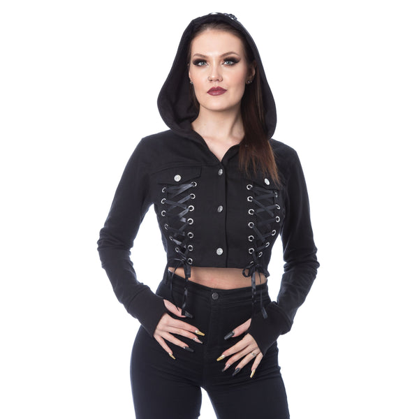 Leila Jacket - Black