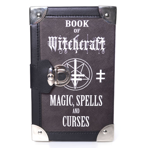 Magic Spells Bag - Black