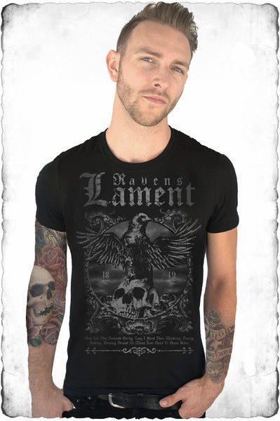 Raven's Lament Men's Tee