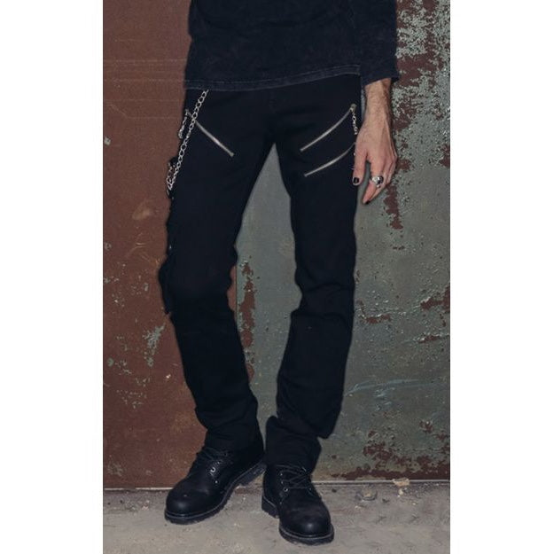 Mens Gothic Reaper Trousers