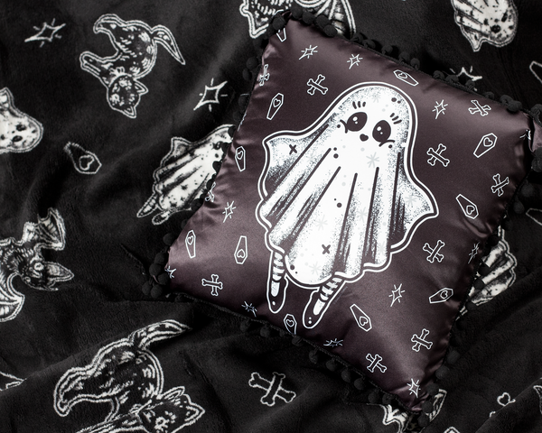 So Cute Its Spooky Blanket