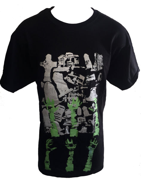 Undead Zombie Men's Tee - Bloody Rose Boutique Exclusive