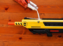Fly Salt Shot Gun