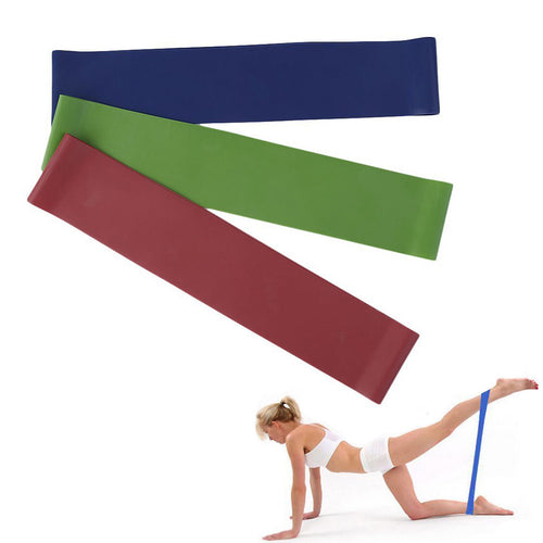 Tension Resistance Bands 3 pack