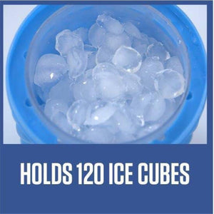 Space Saving Ice Cube Tray