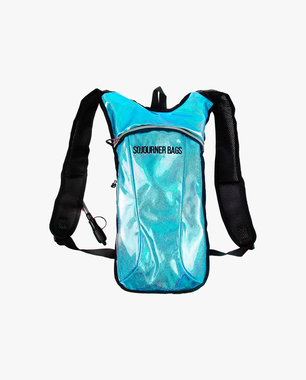 Blue Glitter Hydration Pack