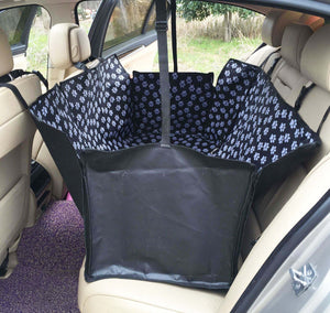 Pet Back Seat Carrier Cover