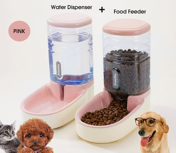 3.8L Automatic Pet Feeder