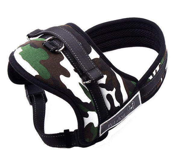 Adjustable Nylon Dog Harness