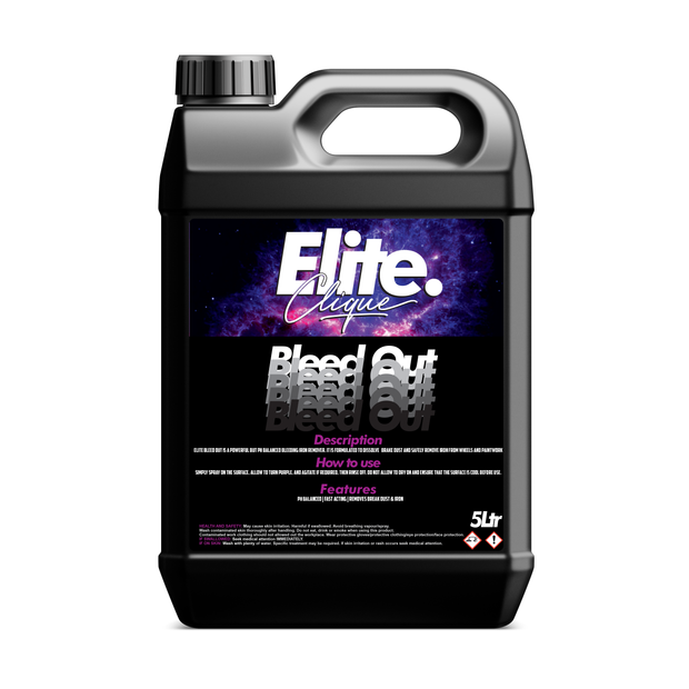 Bleed Out (Brake Carbon Remover) 5Ltr