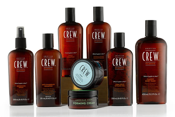 Men's Hair Care and Styling