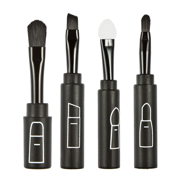 Ziloqa Beauty Multi Function Cosmetic Brushes Set - ziloqa