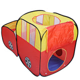 Portable Foldable Outdoor Indoor Tent Children Playhouse Play Game House Cubby Hut