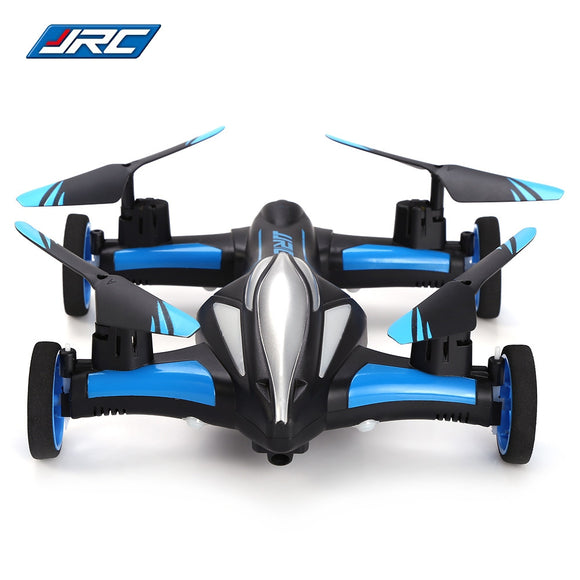 JJRC H23 2.4G RC Quadcopter Land / Sky 2 in 1 6 Axis Gyro UFO Headless Mode / One Key Return Feature - ziloqa