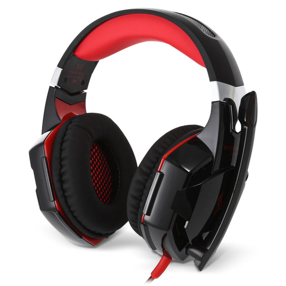 KOTION EACH G2000 Stereo Gaming Headset with LED Lights - ziloqa