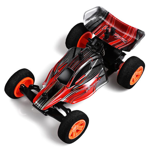 ZINGO RACING 9115 1:32 Micro RC Off-road Car RTR 20km/h / Impact-resistant PVC Shell / Drifting - ziloqa