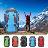 Guapabien Outdoor Hiking Climbing Sports Backpack Travel Bag