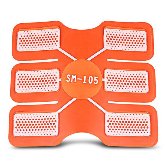 6pcs Gel Trainer Pad Muscle Sculpting Fitness Gear Accessories - ziloqa