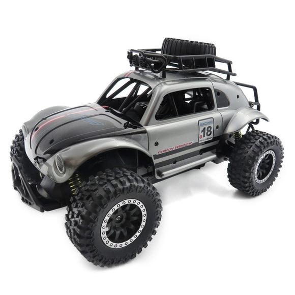Flytec SL - 145A 1/14 2.4GHz 25km/h Independent Suspension Spring Off Road Vehicle RC Crawler Car - ziloqa