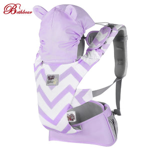 Bethbear BS1806 Breathable Baby Carrier Infant Comfortable Wrap Sling Backpack - ziloqa