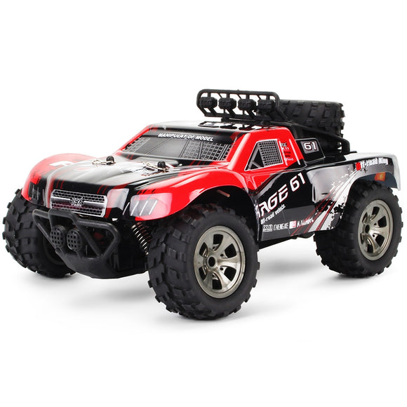 1885 - A 2.4G 1/18 18km/h Drift RC Off-road Car RTR Toy Gift - ziloqa