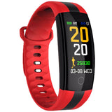 QS01 Sports Smart Bracelet Heart Rate / Sleep Monitor / Pedometer