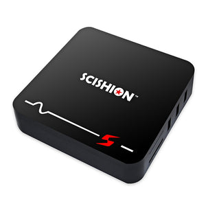 SCISHION MODEL S RK3229 4K TV Box 2GB / 16GB Smart Media Player for Android 8.1 - ziloqa