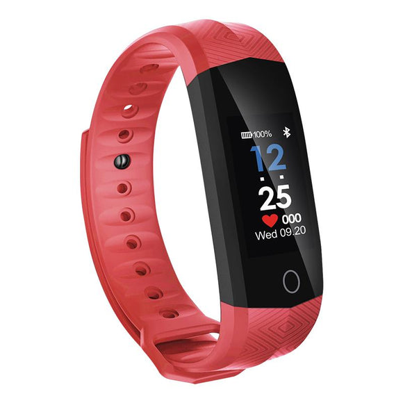 LEMFO CD02 Waterproof Fitness Bracelet Bluetooth Color Lcd Screen Sport Wrist Band Smart watches Heart Rate Tracker Pk Mi Band 2