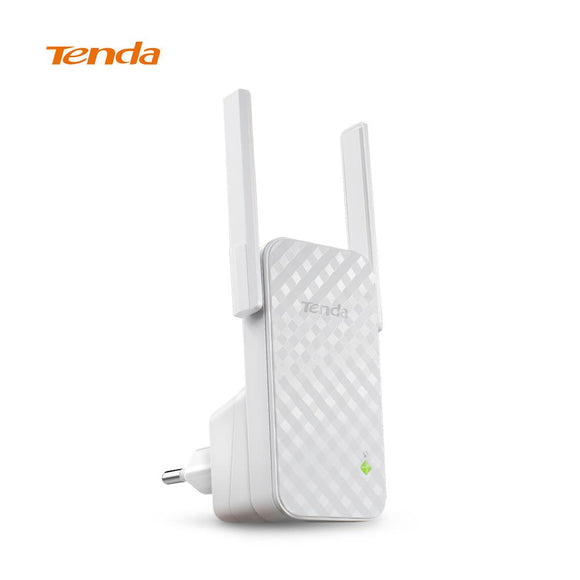 Tenda A9 300M Wireless WiFi Repeater, WiFi Signal Amplifier, Wireless Router WiFi Range Extender Expand Booster, EU/US Firmware