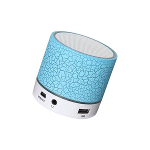 A9 LED Bluetooth Speaker Mini Speakers Hands Free Portable Wireless Speaker With TF Card Mic USB Audio Music Player