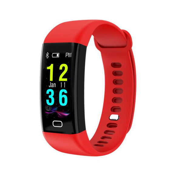 LEMFO F07 Smart Wristband IP68 Waterproof Heart Rate Monitor Pulsometer Watches Blood Pressure Fitness Tracker PK Mi Band 2