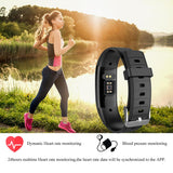 LEMFO Fitness Bracelet Heart Rate Monitor Activity Tracker Waterproof Pulsometer Watches Blood Pressure xiomi For Men Wumen