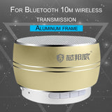 Y01 Wireless Bluetooth Speaker Mini Portable Subwoof Loudspeaker With Mic Handsfree Speaker Support TF Card Music Player
