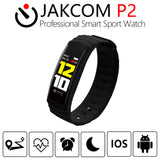 JAKCOM P2 Professional Smart Sport Watch Hot sale in Smart watches as Smart Trackers Touch Screen heart Rate Waterproof Band