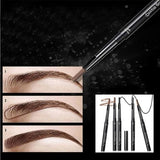 Ziloqa Waterproof Eyebrow Pencil Pen Eye Brow Liner Cosmetic Makeup Lasting