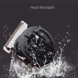 ZILOQA Wireless Hair Beard Shaver Trimmer Comb Grooming Hair Cutting Machine