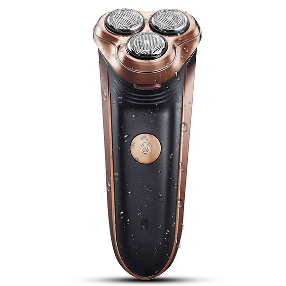 Shaver Multi-Functional - Three-Head Floating Electric Shaver