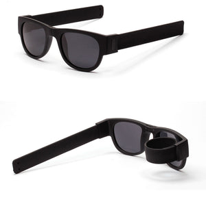 Slappable Polarized Unisex Sunglasses - iritisencycling-com