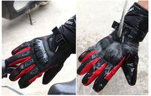 Load image into Gallery viewer, Motorcycle Gloves Men 100% Waterproof Windproof Winter - iritisencycling-com