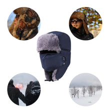 Load image into Gallery viewer, Winter Outdoor Cycling Helmet Masks - iritisencycling-com