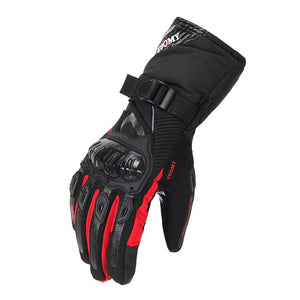 Motorcycle Gloves Men 100% Waterproof Windproof Winter - iritisencycling-com