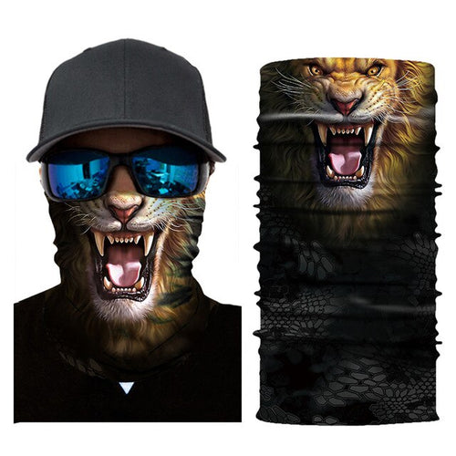 Awesome FREE Animals Balaclava Ski Masks - 9 Different Animals