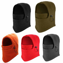 Load image into Gallery viewer, Cycling Warm Hat Windproof Fleece Full Face
