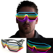 Load image into Gallery viewer, 2020 New Light Up Cycling Sunglasses