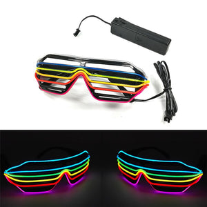 2020 New Light Up Cycling Sunglasses