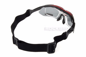 Polarized 5 Lens Durable Cycling Sunglasses Combo - iritisencycling-com