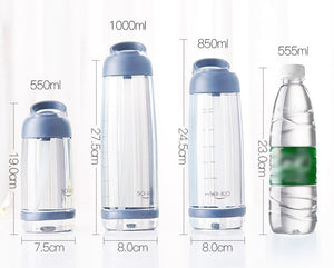 Eco-Friendly Outdoor Sport Bottle Water with Straw - iritisencycling-com
