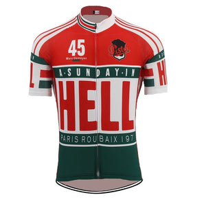 Classic Team Cycling jersey - iritisencycling-com