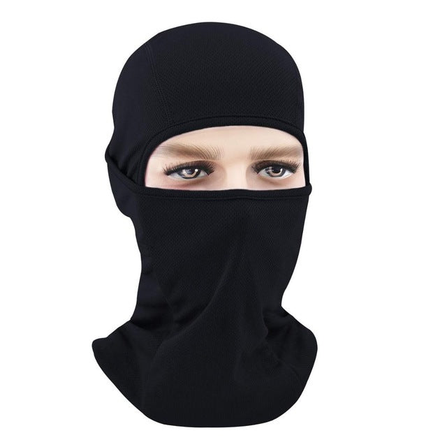 Outdoor Full Face Mask Neck Protector - iritisencycling-com