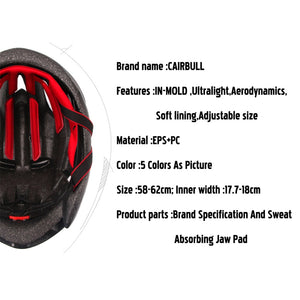 Road Mountain Aerials Cycling Helmet - iritisencycling-com